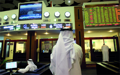 236 مليون صافي الاستثمار الأجنبي بسوق دبي خلال أسبوع