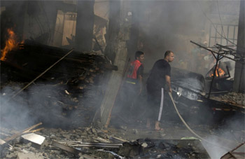 كتائب القسام تعلن عن استشهاد ثلاثة من ابرز قادتها في رفح
