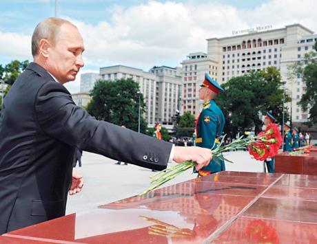 روسيا تدعو لحوار جوهري مع أوكرانيا و وقف القتال