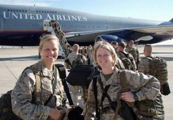 50 في المائة زيادة حالات التحرش الجنسي بالجيش الأمريكي