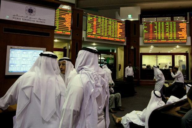 مؤشر دبي يهبط 2% في بداية التداولات بضغط من أرابتك