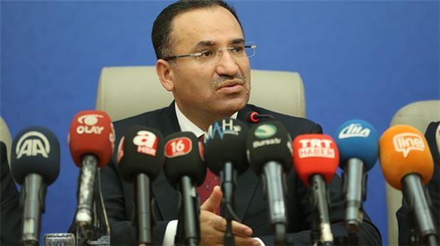 وزير العدل التركي:غولن قد يكون فر من الولايات المتحدة إلى مصر أو كندا
