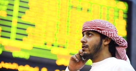 التداولات الخليجية في أسهم الإمارات تتجاوز 100 مليار درهم في 2014