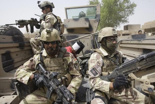 واشنطن تعلن عن تدريب قوات عراقية في الأردن