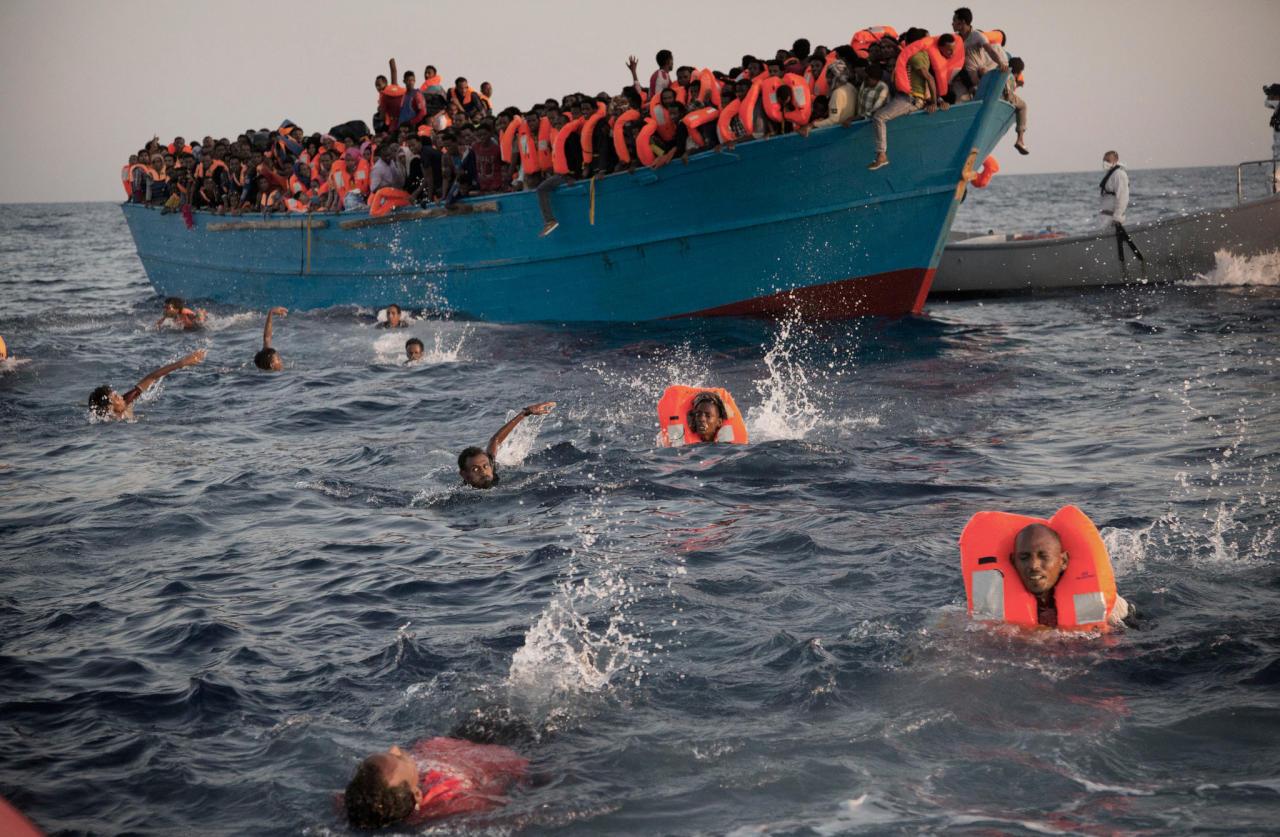 العفو الدولية: حكومات أوروبية متورطة بجرائم ضد المهاجرين