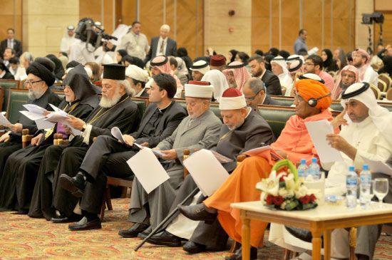 حوار الحضارات يختتم أعماله في البحرين