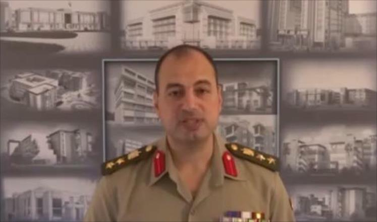 نظام السيسي يحيل عقيدا ترشّح للرئاسة للمحكمة العسكرية