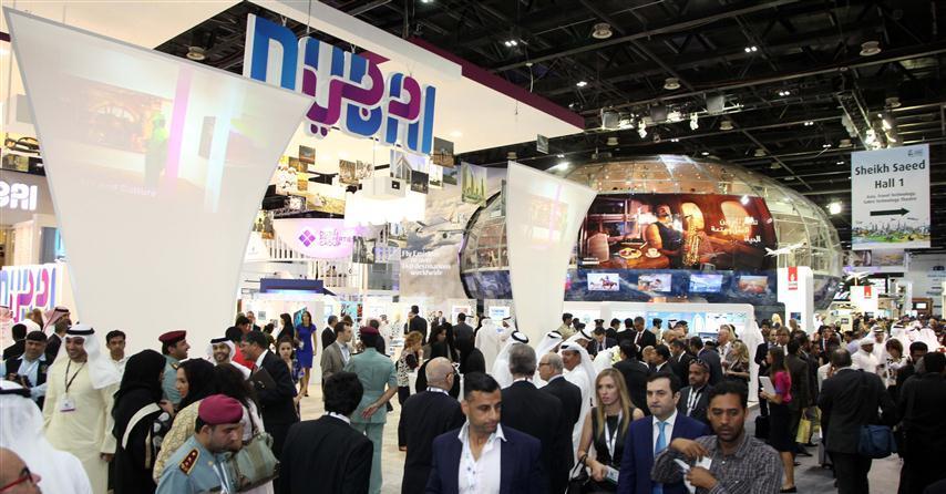 معرض سوق السفر العربي يستقطب 23 ألف زائر هذا العام