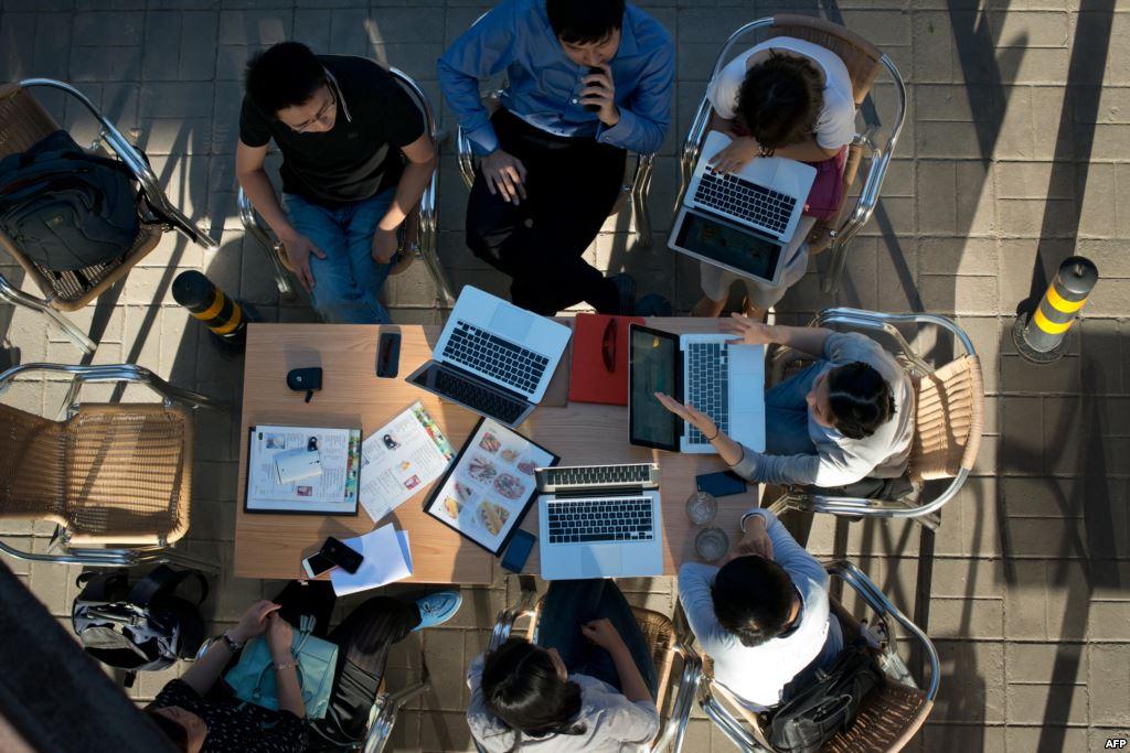 ثلاثة مليارات مستخدم للانترنت في العالم
