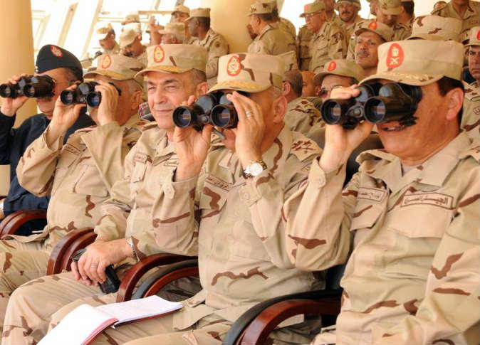 وزير الدفاع المصري: الجيش قادر على إنجاح الانتخابات