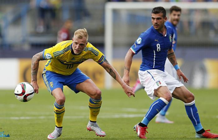 إيطاليا تفشل في بلوغ كأس العالم لأول مرة منذ 1958