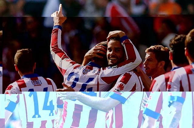 أتليتيكو مدريد يفوز على اسبانيول بهدفين لصفر