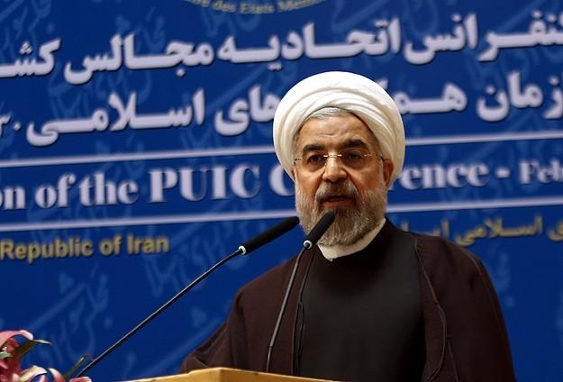 الرئيس الإيراني: لا تراجع في مجال التكنولوجيا النووية