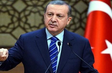 أردوغان: سياسة تركيا حيال سوريا لم تتغير