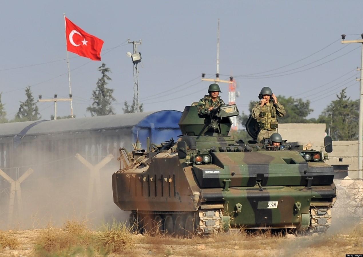 الإعلان عن انقطاع الاتصال بجنديين تركيين بعد زعم داعش أسرهما بسوريا