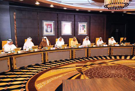 مجلس الوزراء يعتمد الهيكل الموحد لحسابات الحكومة الاتحادية