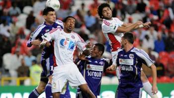 العين يحقق فوزا ثمينا على الجزيرة ويتأهل إلى دوري أبطال آسيا