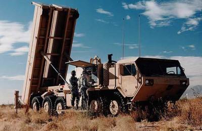 الولايات المتحدة تدرس إرسال بطارية صواريخ ثاد إلى الشرق الأوسط