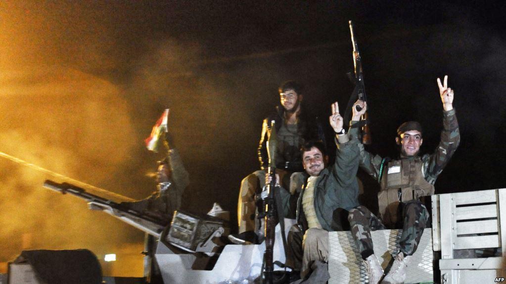 العراق يعلن السيطرة على مناطق واسعة في كركوك والأكراد ينفون