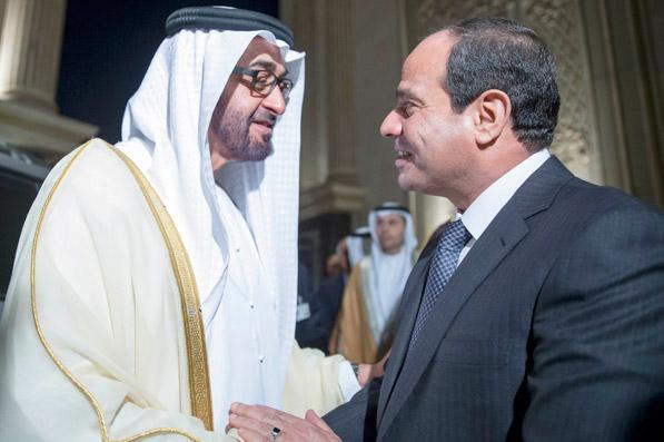 90 مليون درهم استثمارات الإمارات في مصر