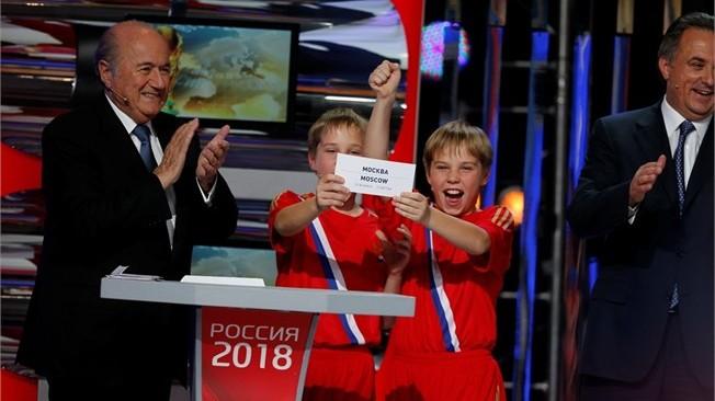 أوروبا تناقش جدوى مقاطعة مونديال روسيا 2018