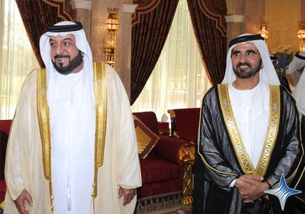 خليفة يوجه بتغيير مسمى جائزة التميز الحكومي إلى جائزة محمد بن راشد