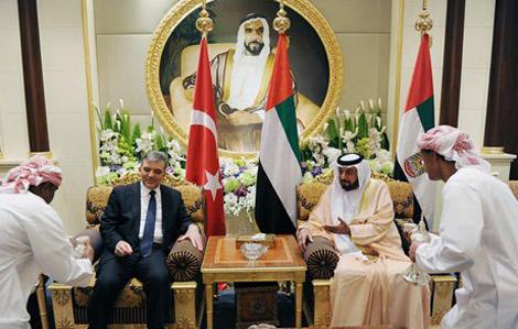 رئيس الدولة ونائبه يعزون الرئيس التركي بضحايا حادث انفجار منجم الفحم