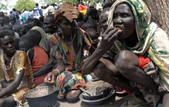 أوكسفام: جنوب السودان يقترب من الكارثة