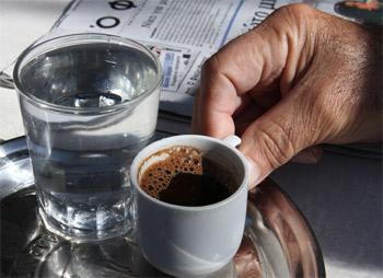 القهوة تحمي من مرض باركنسون