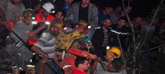 ارتفاع ضحايا منجم سوما التركي إلى 282 قتيلًا