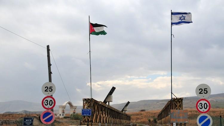 وفد عسكري أردني يزور إسرائيل سرا