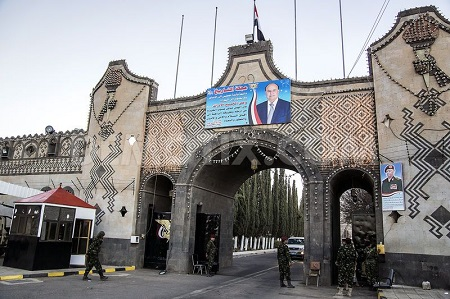 الحوثيون يسيطرون على القصر الرئاسي في صنعاء