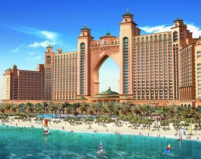 ارتفاع الطلب على فنادق دبي خلال ابريل الماضي