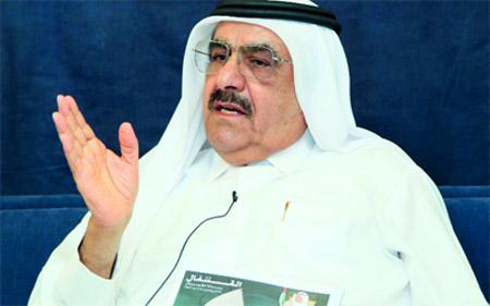 حمدان بن راشد: الكرة الإماراتية مريضة والعلّة في الاتحاد والتحكيم