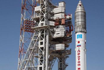 تحطم صاروخ روسي يحمل أحدث الأقمار الصناعية للاتصالات