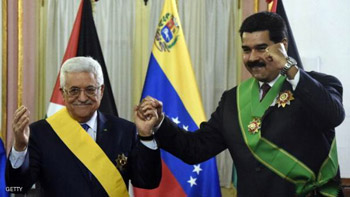 فنزويلا تعلن عن تزويد السلطة الفلسطينية بالمشتقات النفطية
