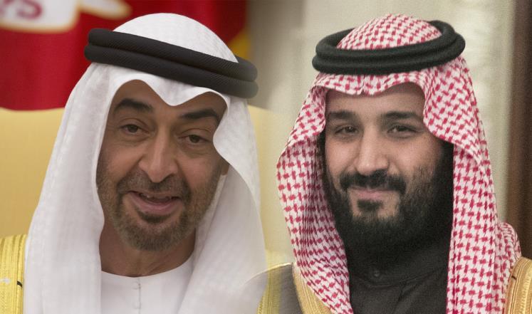 ناشيونال إنترست: توتر محتمل بين أبوظبي والرياض أصعب من أزمة قطر
