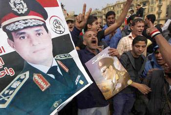 الاتحاد الأوروبي يمتنع عن مراقبة الانتخابات الرئاسية المصرية