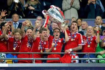 بايرن ميونيخ يحتفظ بلقب كأس ألمانيا