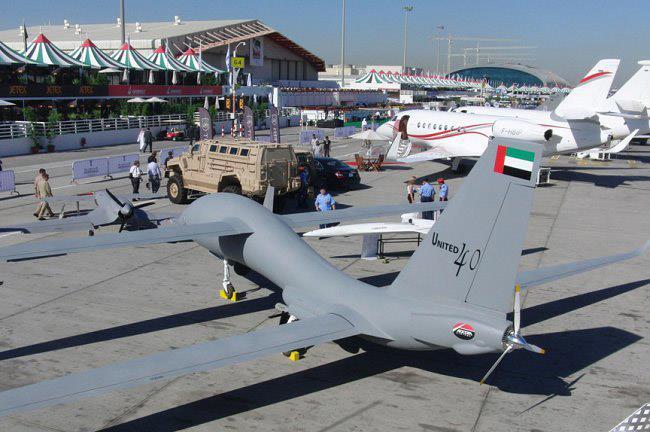 طائرات دون طيار لمراقبة الطيور الهامة في أبوظبي