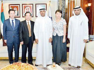 135 مليار درهم قيمة التبادل التجاري بين دبي والصين خلال 2013
