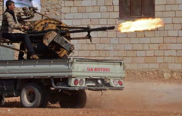 المعارضة السورية تبدأ معركة فك الحصار عن حلب الشرقية