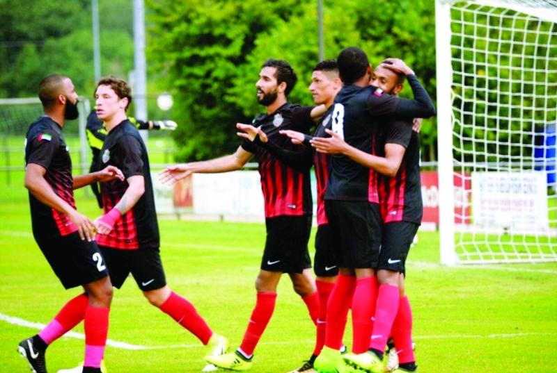 شباب الأهلي دبي يهزم إيندهوفن بالثلاثة