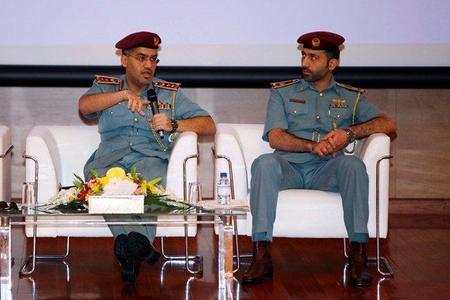 شرطة أبوظبي تقيم الملتقى الثاني للمعرفة