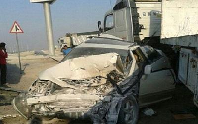 وفاة شخص وإصابة 17 في حادثين مرورين بدبي