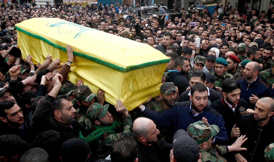 ثوار درعا يضعون حدا لحياة الشبح قائد عمليات حزب الله