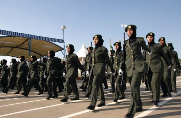 تسجيل المواطنات الراغبات في تأدية الخدمة العسكرية في 20 يوليو المقبل