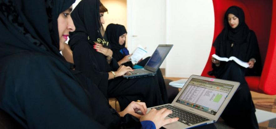 طالبة تنشئ نادياً جامعياً لمساعدة الطالبات المتزوجات
