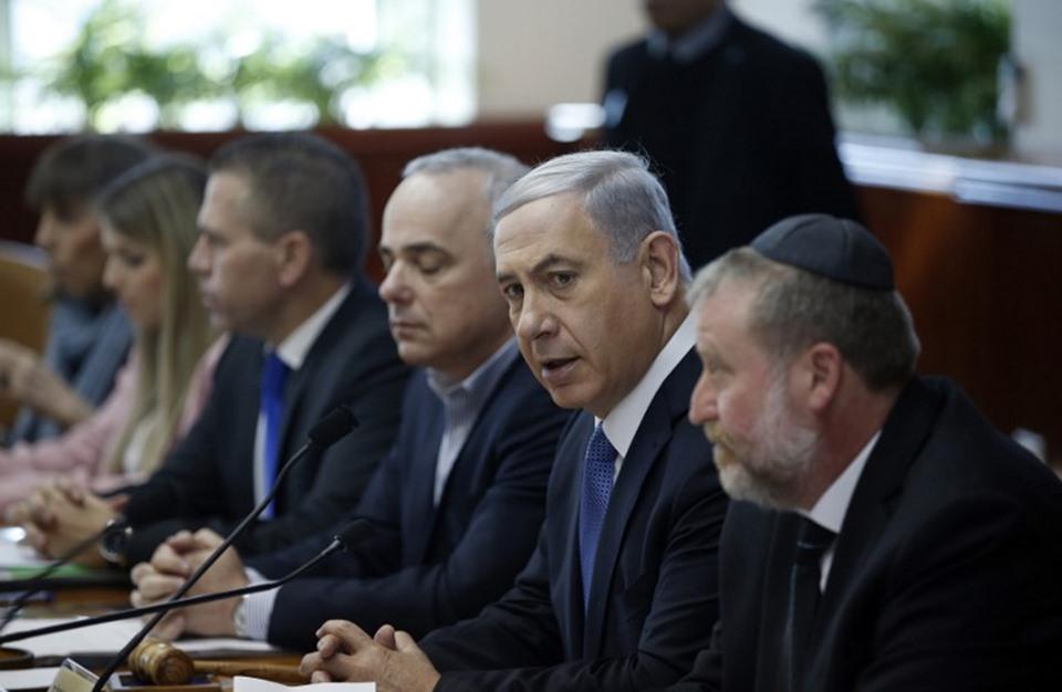 مجلس الوزراء الإسرائيلي ينعد للمرة الأولى في الجولان اليوم