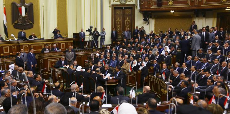 """انقسام في البرلمان المصري بعد إسقاط بطلان اتفاقية """"تيران وصنافير"""""""
